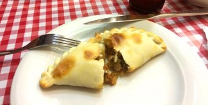 empanada argentina mula plateada