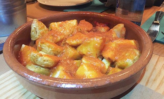 patatas bravas la sifoneria