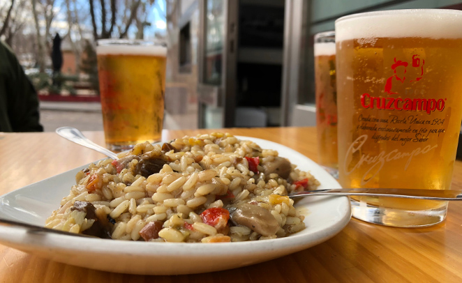 Bar la tercera Espuela – Madrid